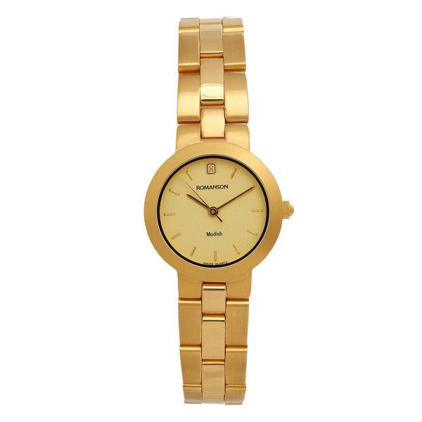 لیستی از بهترین و پرفروش ترین ساعت زنانه رومانسون (ارسال رایگان)