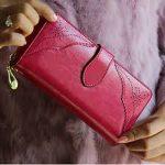 کیف پول زنانه فانتزی