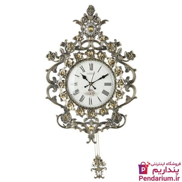 قیمت خرید انواع ساعت دیواری لوکس ، مدرن و شیک سلطنتی ارزان