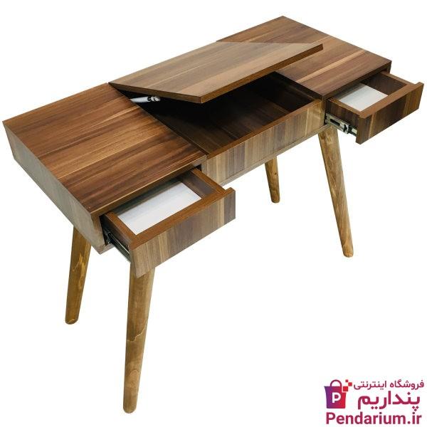 قیمت خرید میز تحریر دخترانه ساده و ارزان – کودک و نوجوان کتابخانه دار