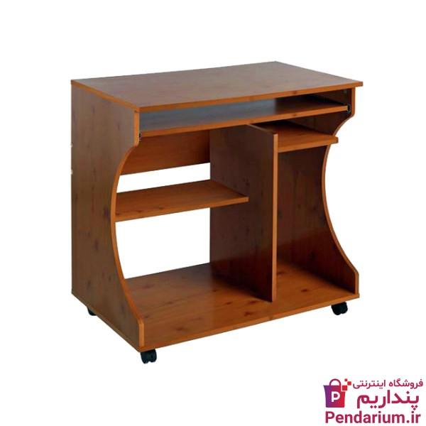قیمت خرید میز کامپیوتر مدرن حرفه ای گیمینگ کتابخانه دار دیجی کالا