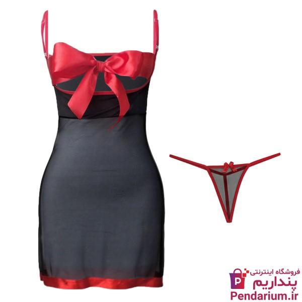 مدل و قیمت خرید اینترنتی لباس خواب زنانه و دخترانه توری و حریر جذاب دیجی کالا شیک ارزان