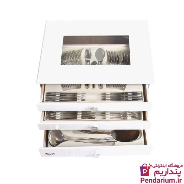 33 مدل سرویس قاشق چنگال ناب استیل دیجی کالا + قیمت خرید