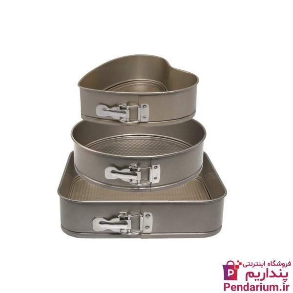 قیمت انواع قالب کیک آلومینیومی خانگی کمربندی