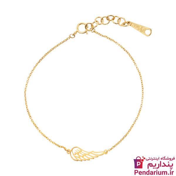قیمت خرید دستبند طلا دخترانه و زنانه جدید