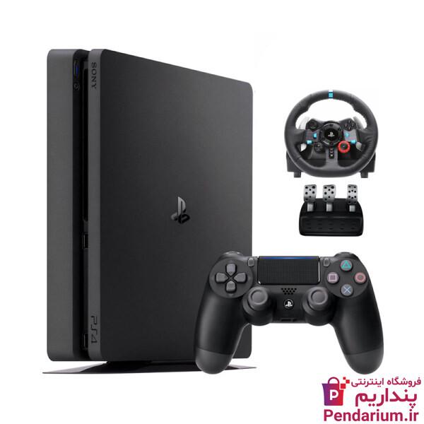 مقایسه پلی استیشن پی اس فور PS4 با پی اس فور اسلیم PS4 slim