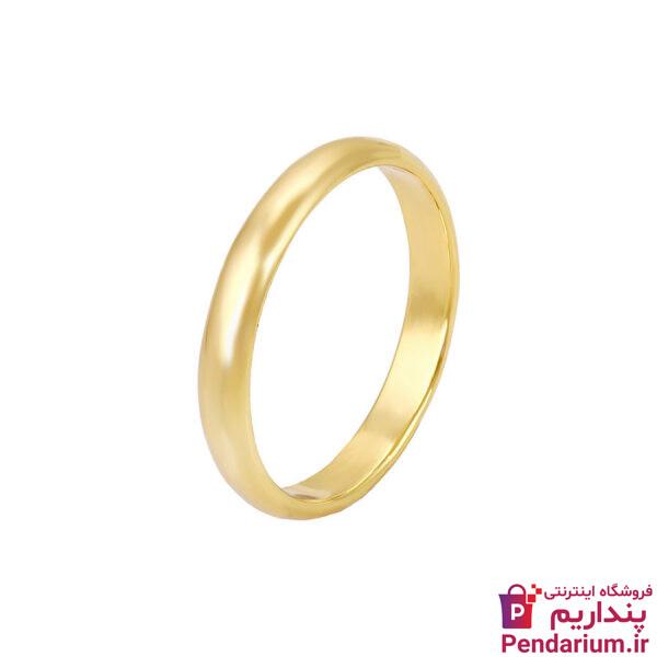 انواع قیمت حلقه ازدواج طلا رینگ ساده و رینگ ساده طلا