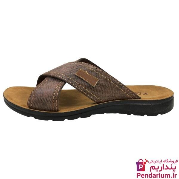 قیمت خرید 22 مدل صندل مردانه چرم عربی