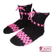 جوراب بافتنی زنانه و دخترانه