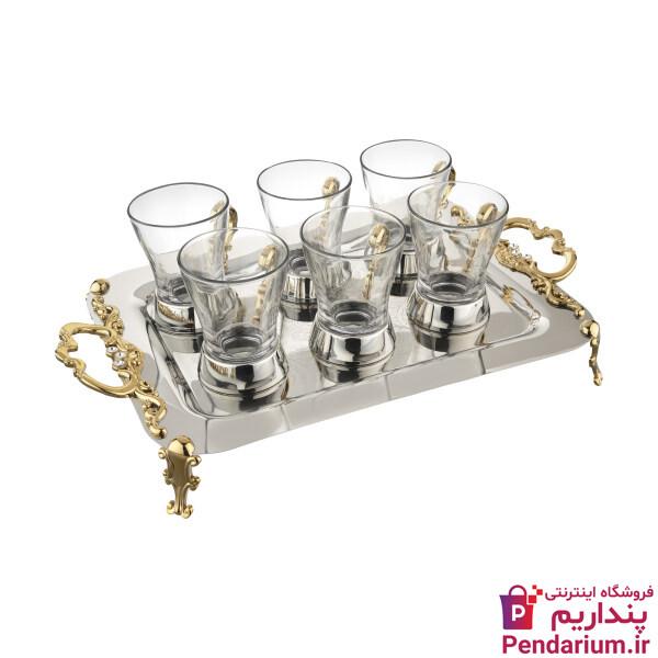 قیمت 23 مدل سرویس چای خوری (سلطنتی)