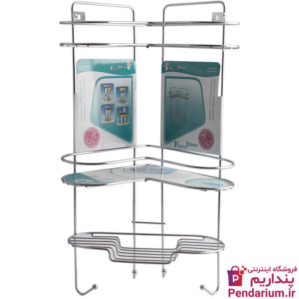 قیمت خرید 25 مدل قفسه حمام ارزان