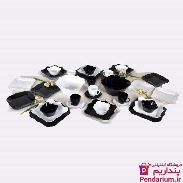 قیمت خرید 35 مدل سرویس غذاخوری باکیفیت